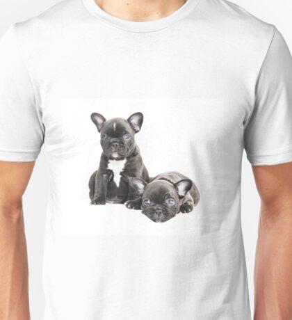 Two Frenchies Unisex T-Shirt