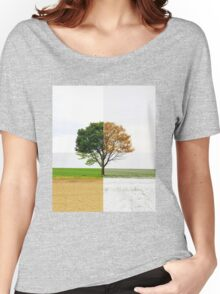 Four Seasons Women's Relaxed Fit T-Shirt