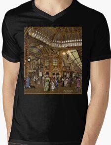 The Arcade Mens V-Neck T-Shirt