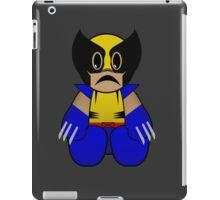 Wolverine Pal iPad Case/Skin