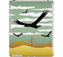 Free Bird Illustration iPad Case/Skin