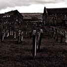 Whitby Graveyard by Ashley Etchell