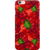 Vegetables pattern composition iPhone Case/Skin