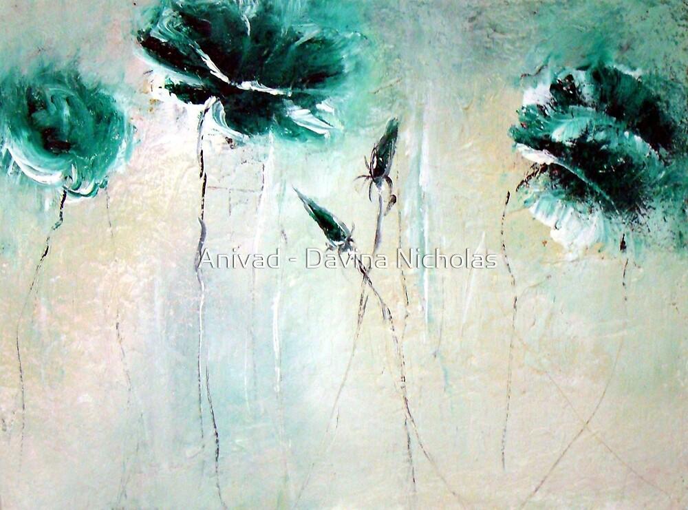 Rich greens by Anivad - Davina Nicholas