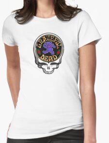 Grateful Dead Vector Womens Fitted T-Shirt