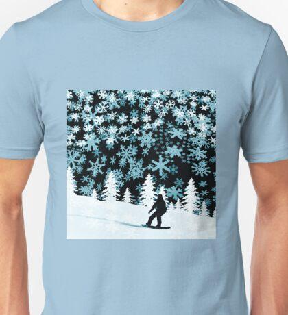 Snowboarder Unisex T-Shirt