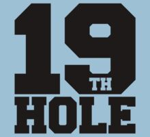 19th Hole by TacticTees
