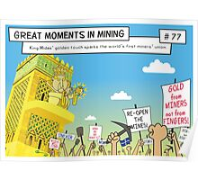Great Moments in Mining #76 Poster