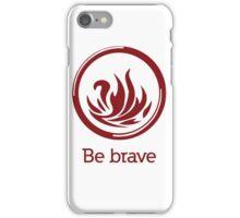 DIVERGENT Dauntless iPhone Case/Skin