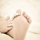 Precious Toes  by JennyChesnick