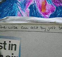 The wise can act by Louise Brookes