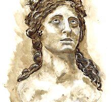 Blessed Soul - 1619, Gian Lorenzo Bernini by Greta Art