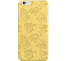 Photography Pattern iPhone Case/Skin