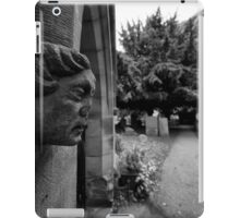 Holly Cross church, Morton iPad Case/Skin