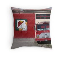 The Bomb - Ruta 40, Argentina Throw Pillow