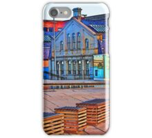 The Old Drawing Offices Titanic iPhone Case/Skin