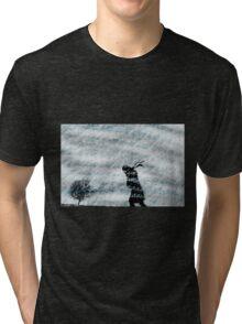 Wild is the Wind Tri-blend T-Shirt