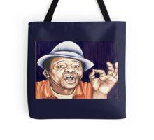Stephen K Amos Tote Bag
