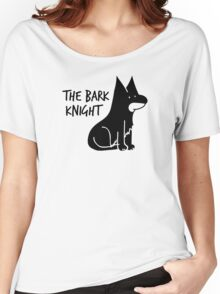 The Bark Knight Women's Relaxed Fit T-Shirt