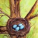 Robin&#x27;s Nest by Carrie Jackson