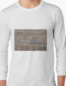 Scales of a Water Snake Long Sleeve T-Shirt