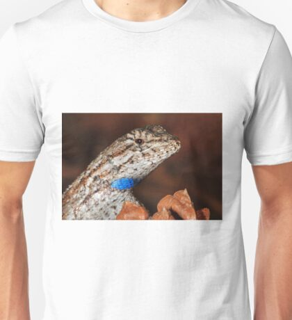 Fence Lizard Unisex T-Shirt