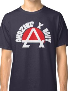 Amazing X Navy Classic T-Shirt