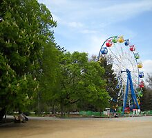 Chekhovs Motherland-Taganrog.In the Park. by Vitta
