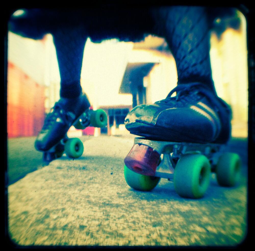 skate me when I'm down by Glen Barton