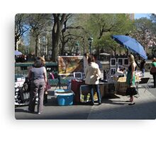 Art for sale in Union Square Canvas Print
