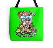It's a Small Jurassic World (1A) Tote Bag