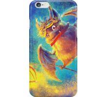 Ikou the Cute Bat iPhone Case/Skin