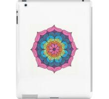 Mandala Drawing #4 Original Design by TAM iPad Case/Skin