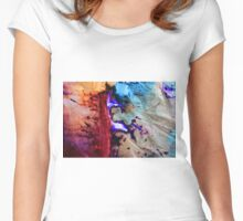 Inspired by Nature Women's Fitted Scoop T-Shirt