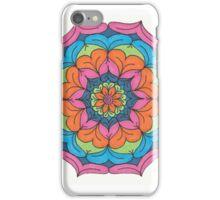 Mandala Drawing #6 Original Design by TAM iPhone Case/Skin