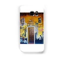 Mural from Parral, Mexico Samsung Galaxy Case/Skin