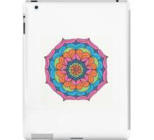 Mandala Drawing #6 Original Design by TAM iPad Case/Skin