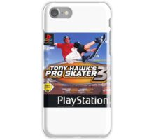 Tony Hawk Pro Skater 3 iPhone Case/Skin