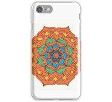 Mandala Drawing #8 Original Design by TAM iPhone Case/Skin