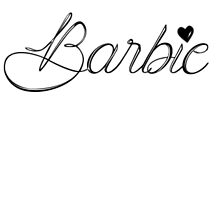 Barbie  by Laileiluxe
