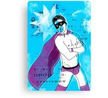 Super Ego  Canvas Print