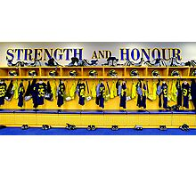 Strength and Honour Photographic Print