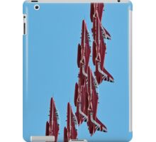 The 2015 Red Arrows  iPad Case/Skin