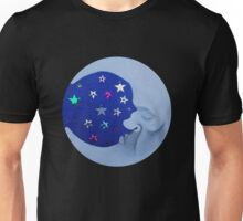 Sequin Moon Unisex T-Shirt