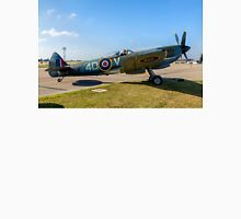 Spitfire LF.XVIe TE311/4D-V at Coningsby Unisex T-Shirt