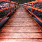 Red Bridge by Bob Larson