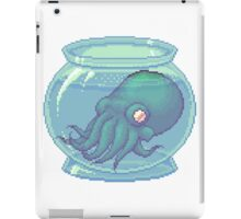 Pixel Octopus iPad Case/Skin