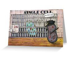 Single Cell Greeting Card