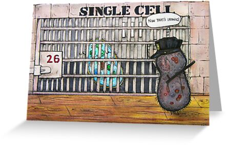 Single Cell by Carrie Glenn