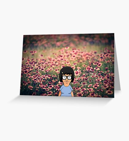 Majestic Tina Greeting Card